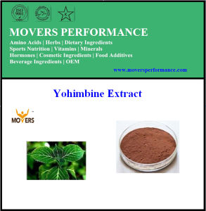 Factory Supply High Quality Yohimbine Extract pictures & photos