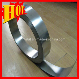 ASTM B265 Gr 1 0.1mm Titanium Ribbon for Electronic pictures & photos