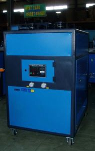 Air Cooled Chiller for Injection Molding Machine (XC15AC)