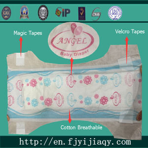 Little Angel Brand Disposable Diapers Baby pictures & photos