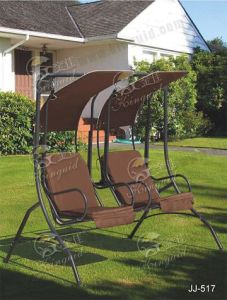Swing Chair, Outdoor Furniture (JJ-517) pictures & photos