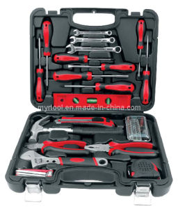 Hot Sale-59PCS Home Hand Tool Kit Set (FY1059B-1) pictures & photos