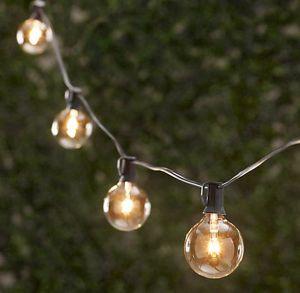 Patio Mini Christmas Light Bulbs Outdoor G40 Christmas Light Bulbs pictures & photos