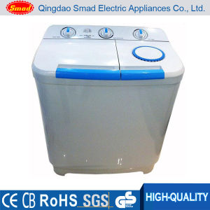 8kg Semi-Automatic Twin Tub Washing Machine with CE pictures & photos
