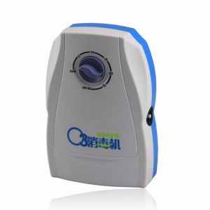 Manual Timer 0-30 Min Portable Ozone Generator Sterilizer AC 220V/110V pictures & photos
