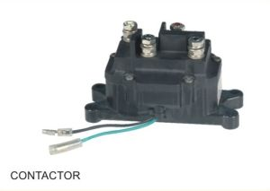 12V Low Voltage Contactor of ATV Electric Winch, Relay pictures & photos
