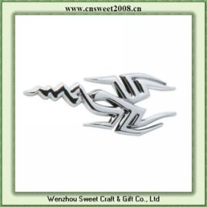 Custom 3D Car Badges Auto Emblems (S1M087) pictures & photos