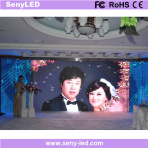 P5 Indoor Full Color LED Video Wall for Advertising pictures & photos