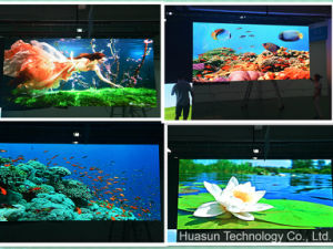 P4 Indoor Soft LED Curtain Video Display (Galaxias 4) pictures & photos