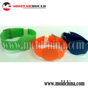Material Plastic Injection Moulding of Electronics Shell Manufacturer pictures & photos
