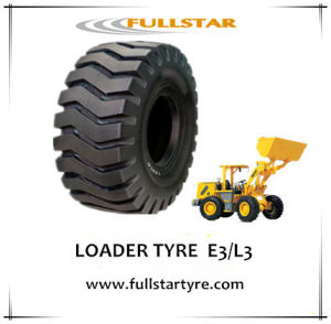 Fullstar High Quality New Tyre, 20.5/70-16 20pr off The Road Tyre, E3/L3 Mining OTR Tyre pictures & photos