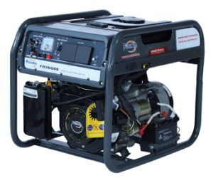 China 3kw 3kVA 170f/208cc Petrol Gasoline Generator (FD3600E) with Electric Start pictures & photos