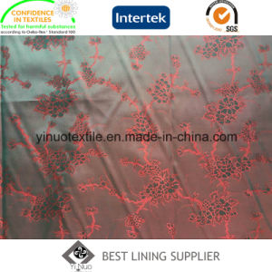 55% Polyester 45% Viscose Jacquard Linining for Suit Jacket Coat Lining pictures & photos