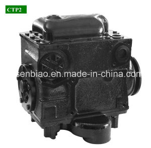 Cast-Iron Gear Pumps for Dispensers