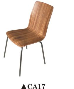 Hot Sale Bentwood Plywood Restaurant Chairs pictures & photos