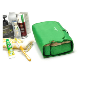 Roll up Foldable Hanging Toiletry Bag pictures & photos