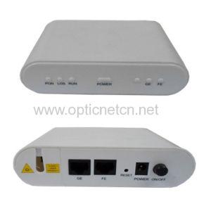 FTTH Optical Network Unit (ONT-E010U-N) pictures & photos