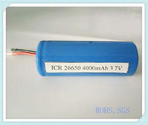 Li-ion 26650-4000mAh Battery Pack for Ebike, Audio, Loudspeaker, Li-ion Battery Pack