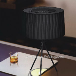 Design Black Modern Desk Table Lamp for Bedside pictures & photos