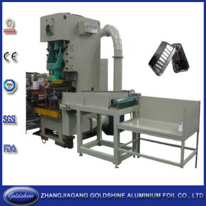 Aluminum Foil Tray Production Line (GS-AC-JF21-63T) pictures & photos