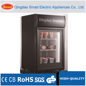 SD50b Counter Top Glass Door Freezer Display Cooler pictures & photos