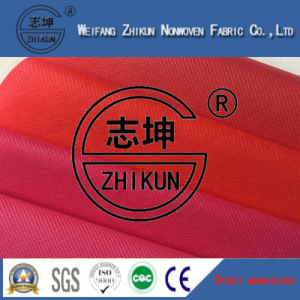 Cross Design PP Nonwoven Fabric Used for Hand Bags pictures & photos
