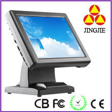 Jj-8000A Aluminum Touch Screen POS Terminal for Sale
