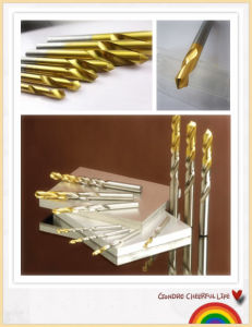 Hiboo Manufacture Carbide Spot Drills Bits pictures & photos