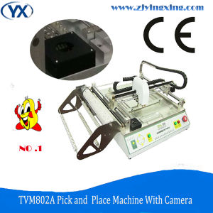 Hot Sale Pick and Place Machine SMT with The Camera (TVM802A)