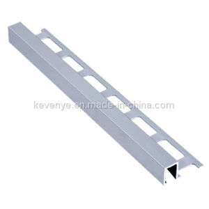 Aluminum Corner Tile Trim pictures & photos