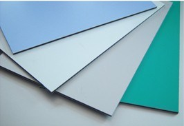 PVDF Coated Aluminum Composite Panel for Curtain Wall