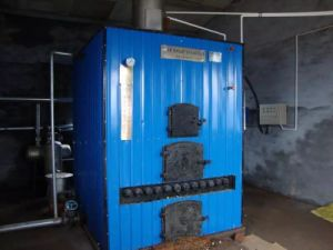 Coal Stove with SGS Certificate for Pig House