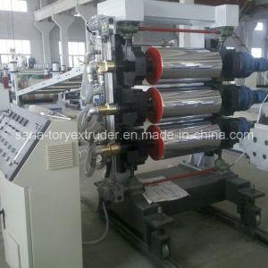 Plastic PVC Sheet Extrusion Production Line/ Extruder Machine pictures & photos