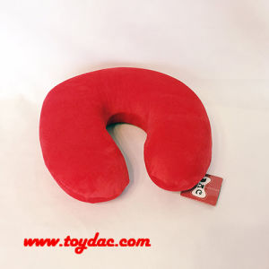 Plush Memory Foam Neck Pillow pictures & photos