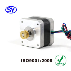 Flange 0.9deg 42mm (NEMA17) Stepper Electrical Motor pictures & photos