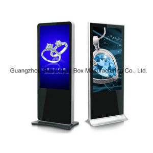 Double Side Airport Indoor Mobile LED Display Player for Advertising pictures & photos