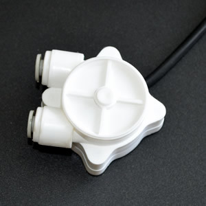 Water Flow Sensor with Plastic Material of Mini Turbine (FST-002)