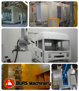 ISO SGS Powder Coating Equipment with Best Price pictures & photos