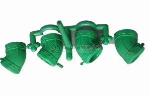 PPR Pipe Fitting Mould/Mold (MELEE MOULD -278) pictures & photos