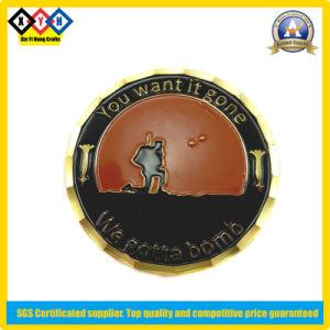 Supply Gold Military Coin/Souvenir Coin (XYH-MC001)