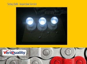 String Bulb Quality Control Inspection and Quality Inspection Service in China pictures & photos