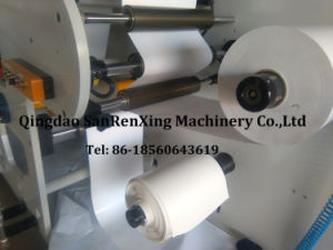 Hot Melt Adhesive Sticker Automatic Spray Machine pictures & photos