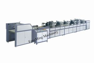 Paper Handle Bag Forming Machine (FM-1100B) pictures & photos