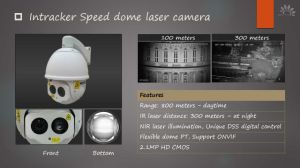 Long Range Factory Night Security Video Camera pictures & photos