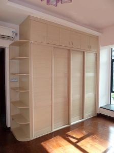 china wooden wardrobe clothing bedroom almirah designs