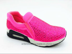 High Quality Women Fashion Athletic Shoes for Running (ET-JRX160400W) pictures & photos