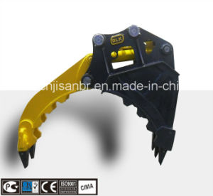 Hydraulic Grab Bucket for 4-6tons of Excavator pictures & photos