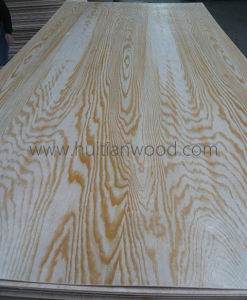 High Grade Mongolian Scotch Pine Fancy Plywood for Furniture/Decoration pictures & photos