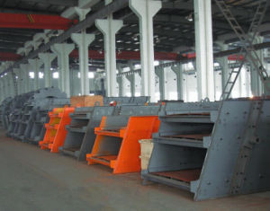 Sieving Machine for Sand, Coal, Gravel, Rock, Ore, Abrasive... pictures & photos