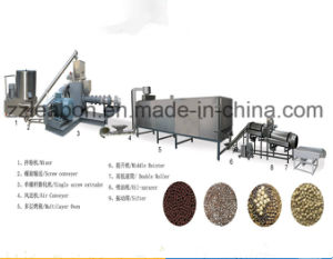 Big Scale Dog Food Pellet Making Machine pictures & photos